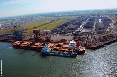 Wear Protection for Port Cranes