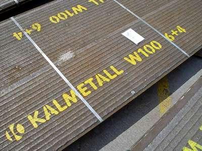 Kalmetall tough impact resistant and indestructible.